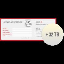 Storage Extension +32TB