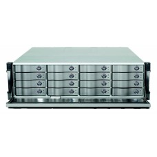 ERM16R-10GR3 64TB 4x 10GbE + 4x 1GbE iSCSI, dual controller