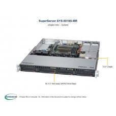 SYS-5019S-MR