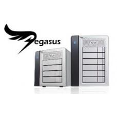 Pegasus R6 6TB (6 x 1TB) RAID systeem