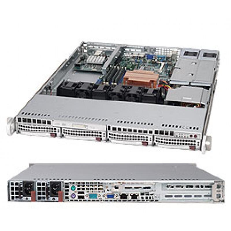 Supermicro CSE-815TQ-R450UV /CSE-815TQ-R450UB