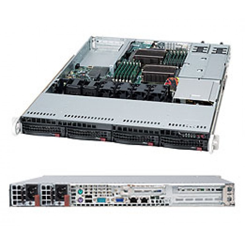 Supermicro SYS-6016T-NTRF