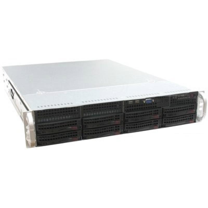 Supermicro CSE-825TQ-560LPV /CSE-825TQ-560LPB