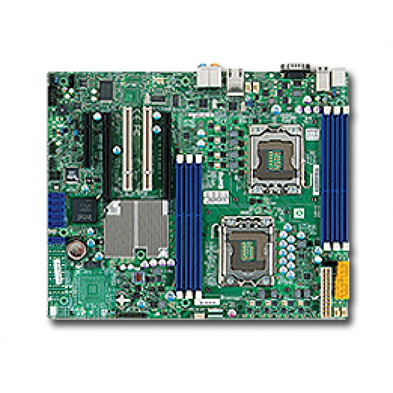 Supermicro MBD-X8DAL-i-O (Single)