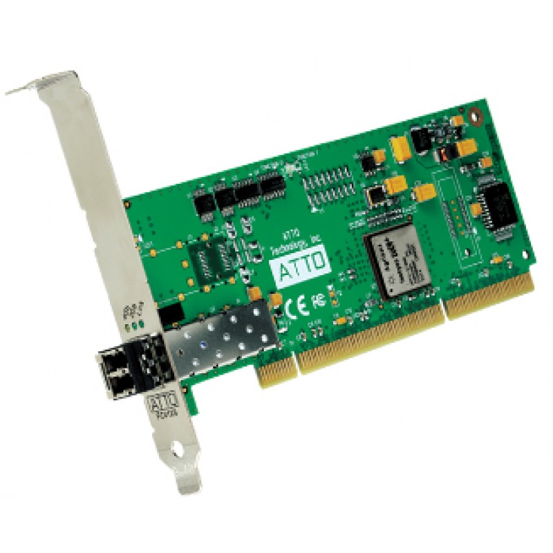 ATTO FC-41XS Single Port Fibre Channel 4Gb