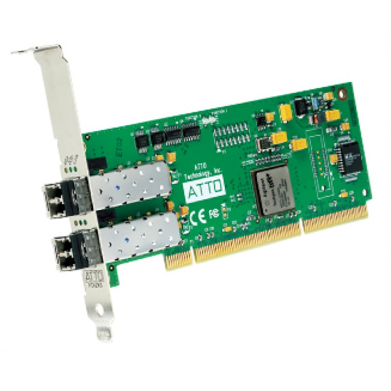 ATTO FC-42XS Dual Port Fibre Channel 4Gb