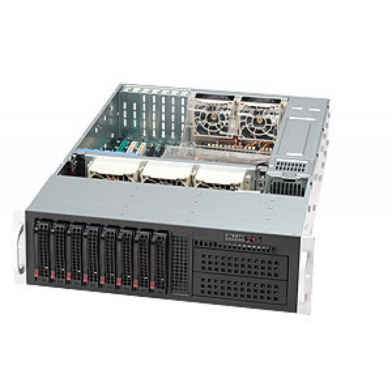 Supermicro CSE-833S-550CSE-833S-550B