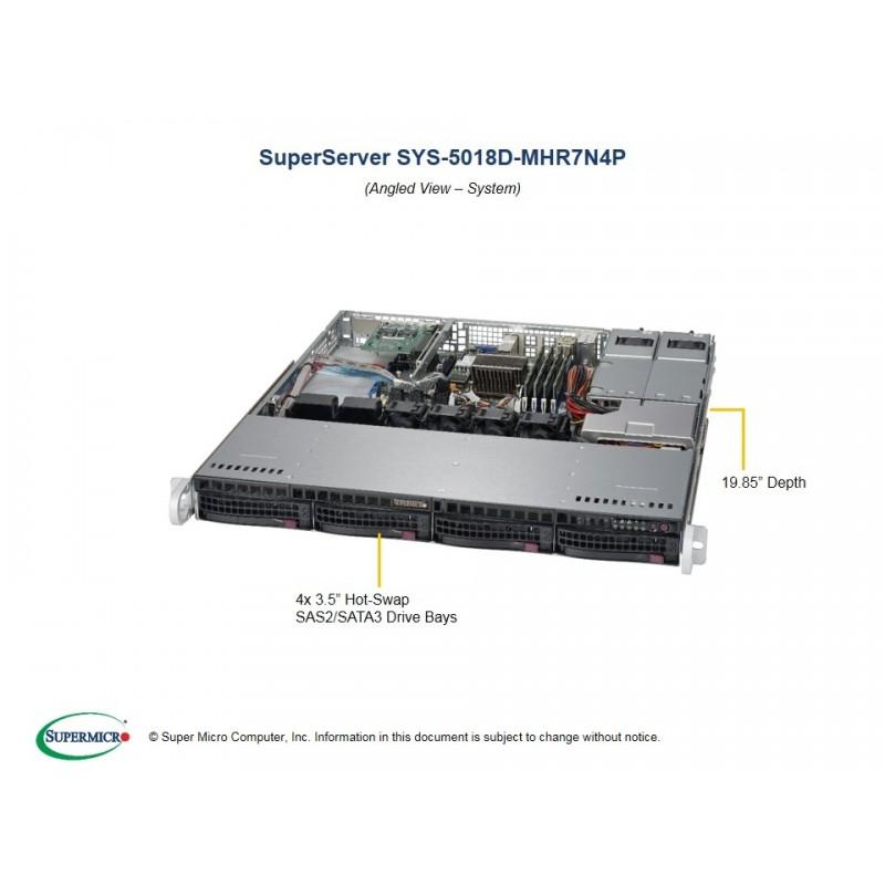 SYS-5018D-MHR7N4P