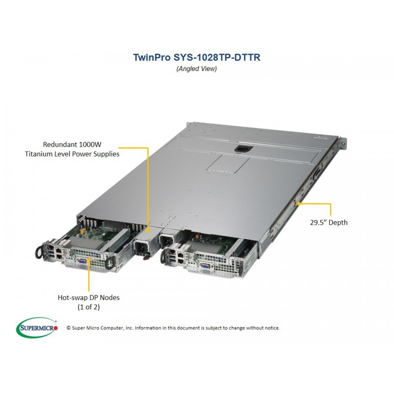 Supermicro SYS-1028TP-DTTR