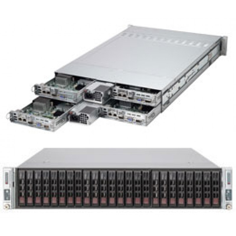 Supermicro SYS-2027TR-H72FRF