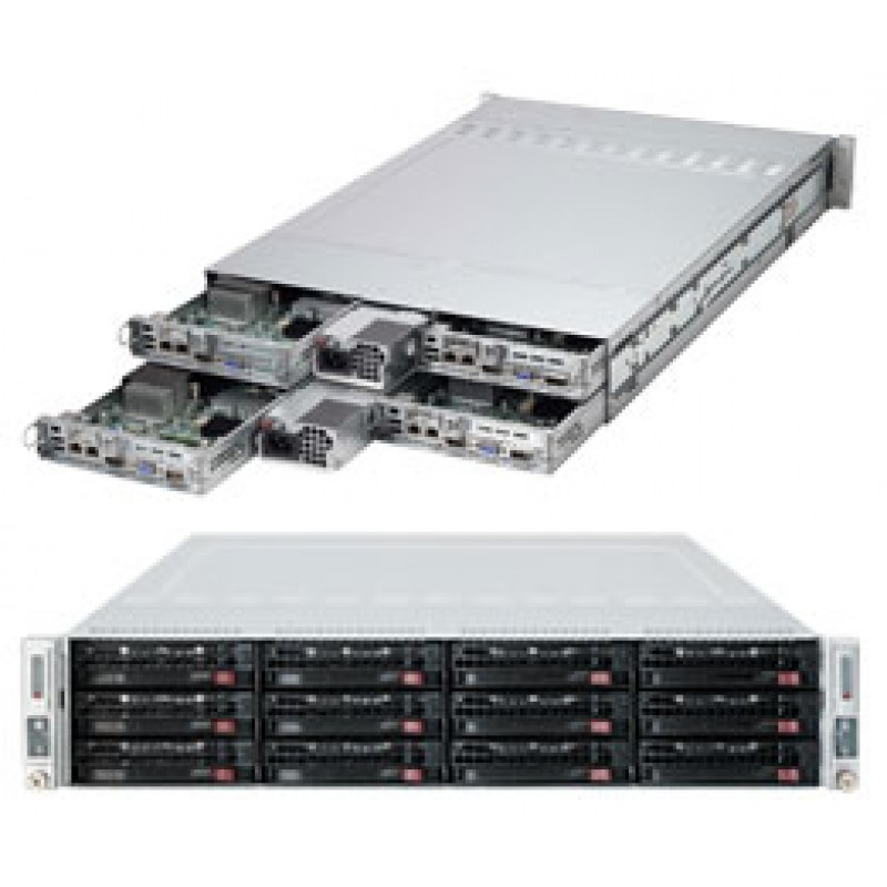 Supermicro SYS-6027TR-H71QRF