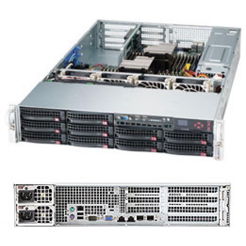 Supermicro SYS-6027R-72RFTP+