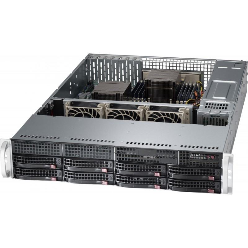 Supermicro supermicro-SYS-6027R-TRF