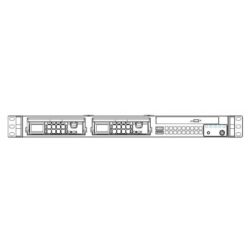 Supermicro CSE-811TQ-260 CSE-811TQ-260B