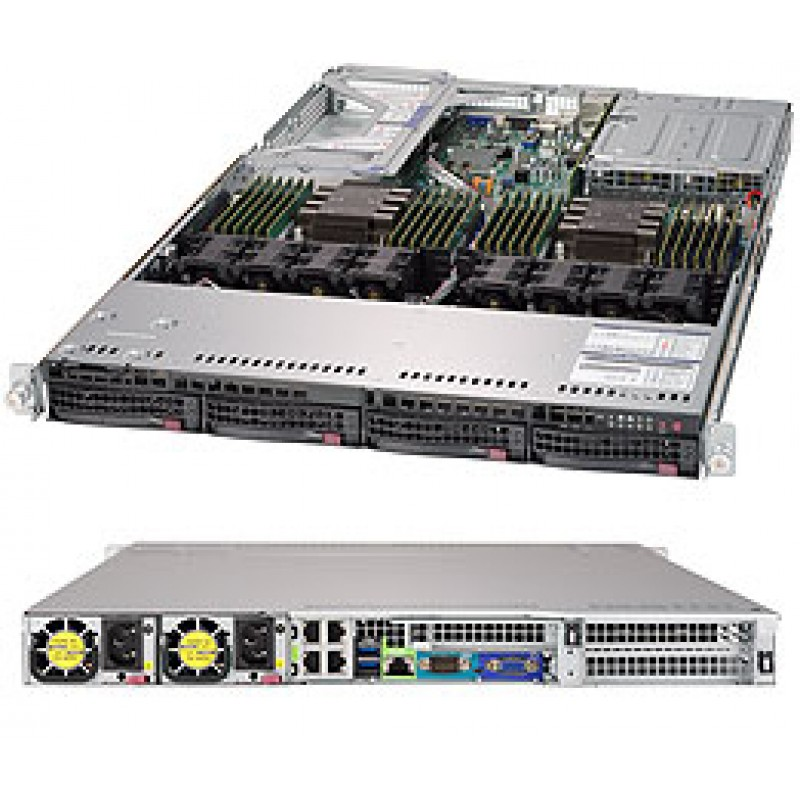 Supermicro SYS-6019U-TR4T