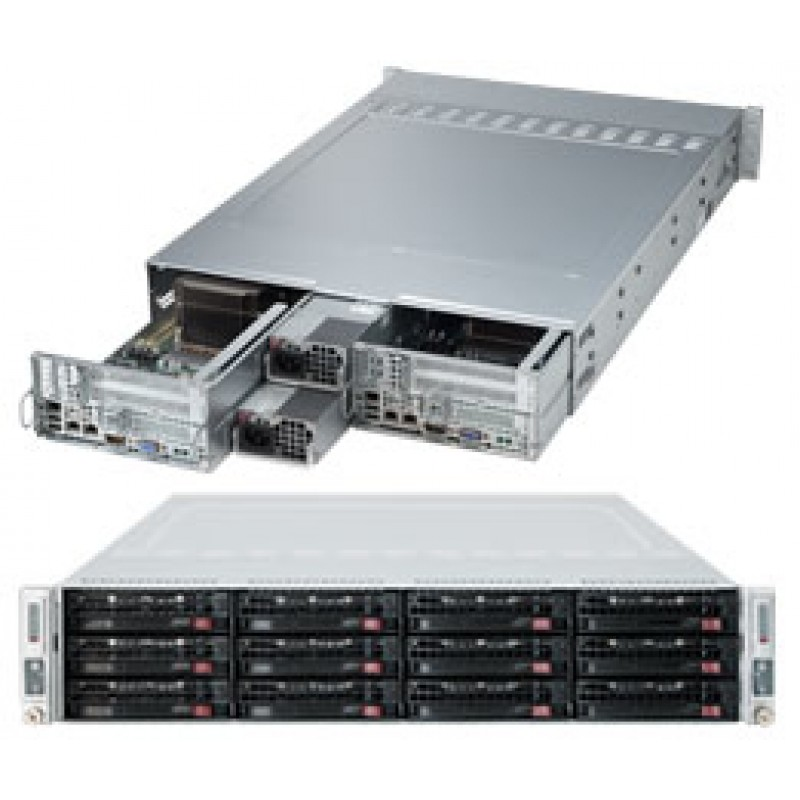 Supermicro SYS-6027TR-D71RF+