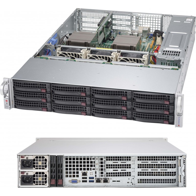 Supermicro CSE-826BE1C-R920WB