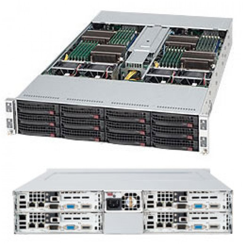 Supermicro SYS-6026TT-HTF
