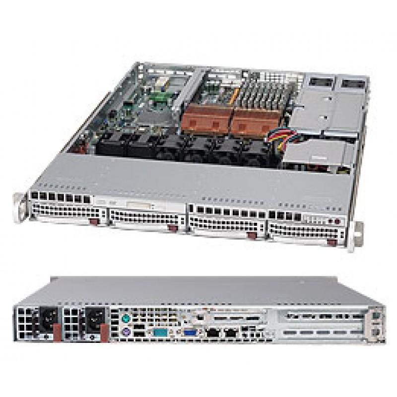 Supermicro CSE-815TQ-R650UV /CSE-815TQ-R650UB