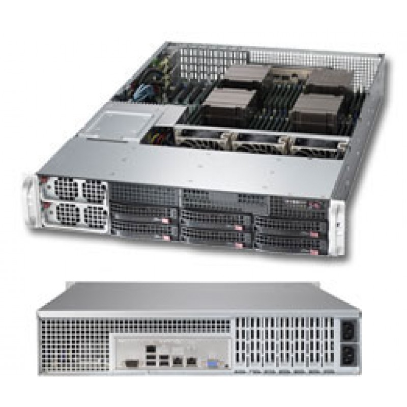 Supermicro SYS-8027R-7RFT+