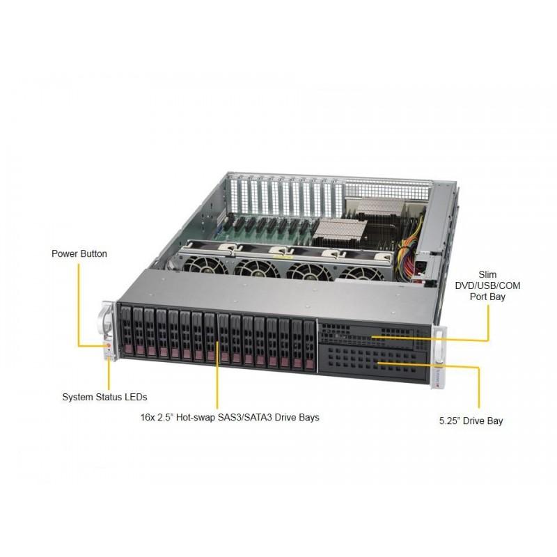 Supermicro SYS-2028R-TXR