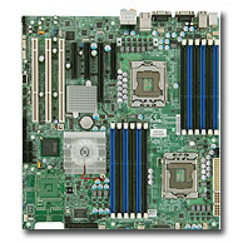 Supermicro MBD-X8DAE-O (Single)