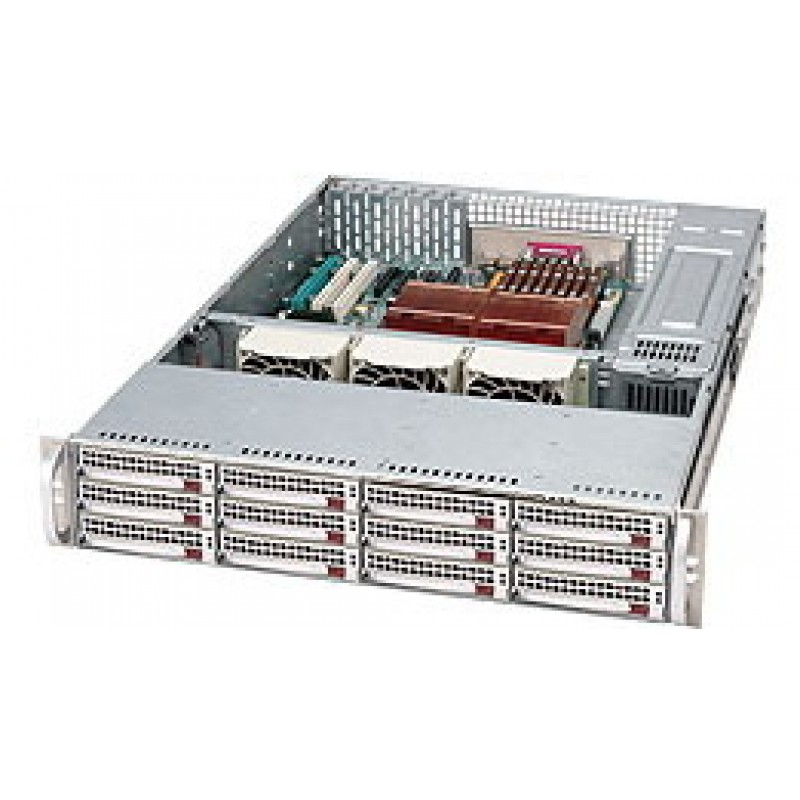 Supermicro CSE-826TQ-R800LPV