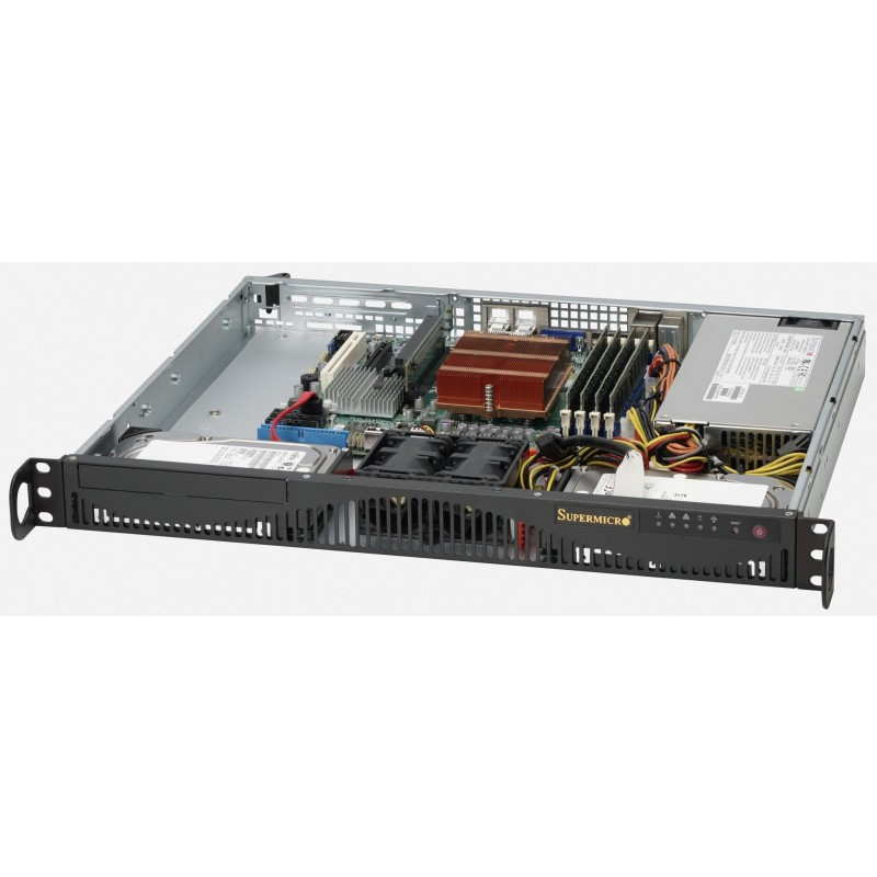 Supermicro CSE-512F-280 CSE-512F-280B