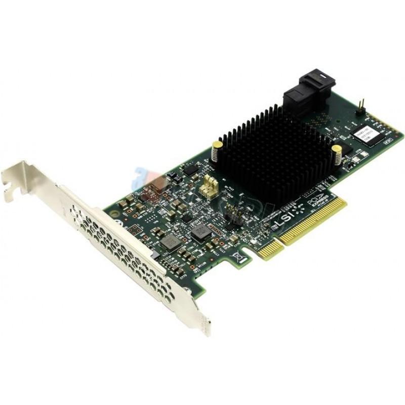 LSI LSI-LSI00419 9341-4i 12Gb/s