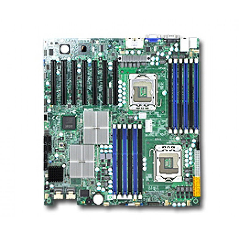 Supermicro MBD-X8DTH-i-O (Single)