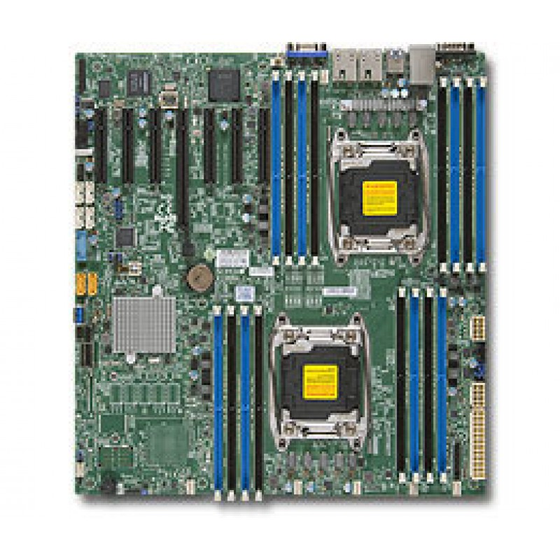 Supermicro Supermicro-MBD-X10DRH-IT-O