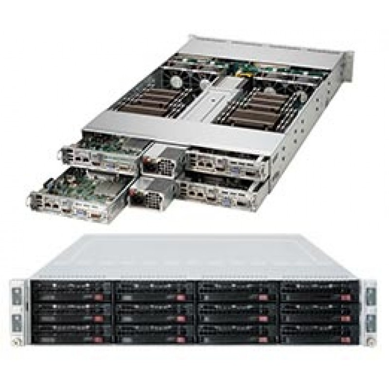 Supermicro SYS-6027TR-HTRF+