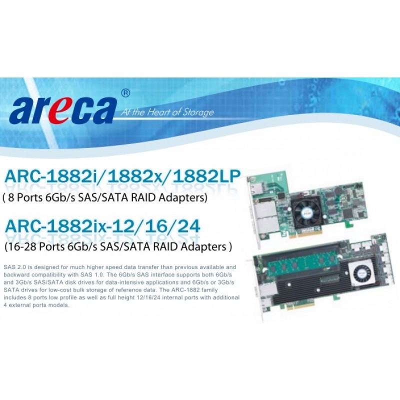 Areca ARC-1882i