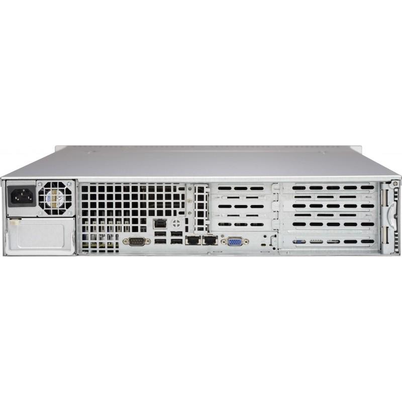 Supermicro CSE-825TQ-600WB