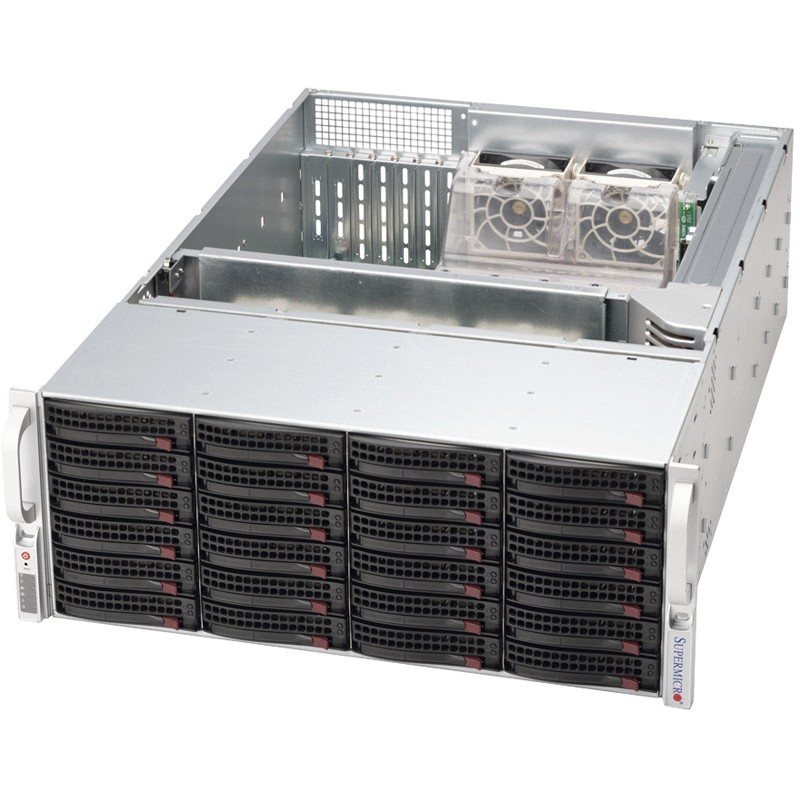 Supermicro CSE-846BE2C-R1K28B
