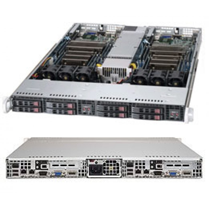 Supermicro SYS-1027TR-TFF