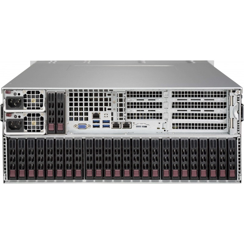 Supermicro CSE-417BE2C-R1K28WB