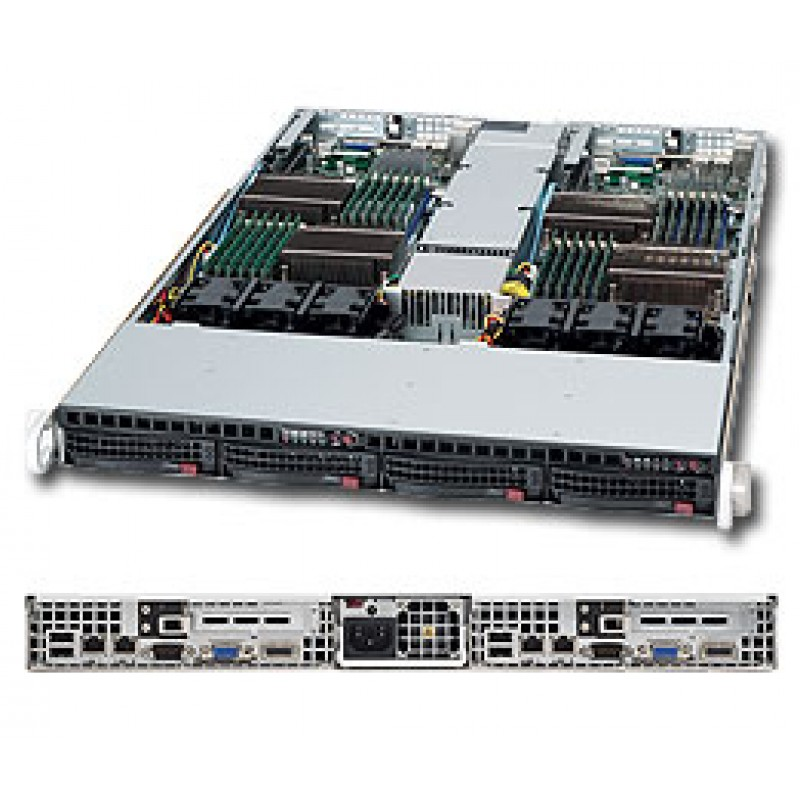 Supermicro SYS-6016TT-iBXF