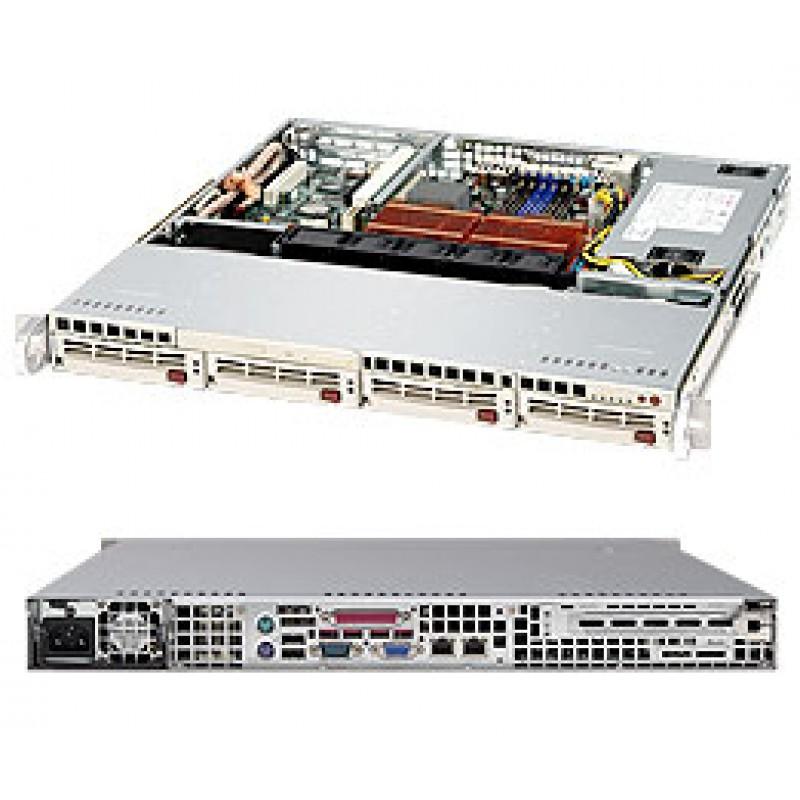 Supermicro CSE-813MTQ-520C CSE-813MTQ-520CB