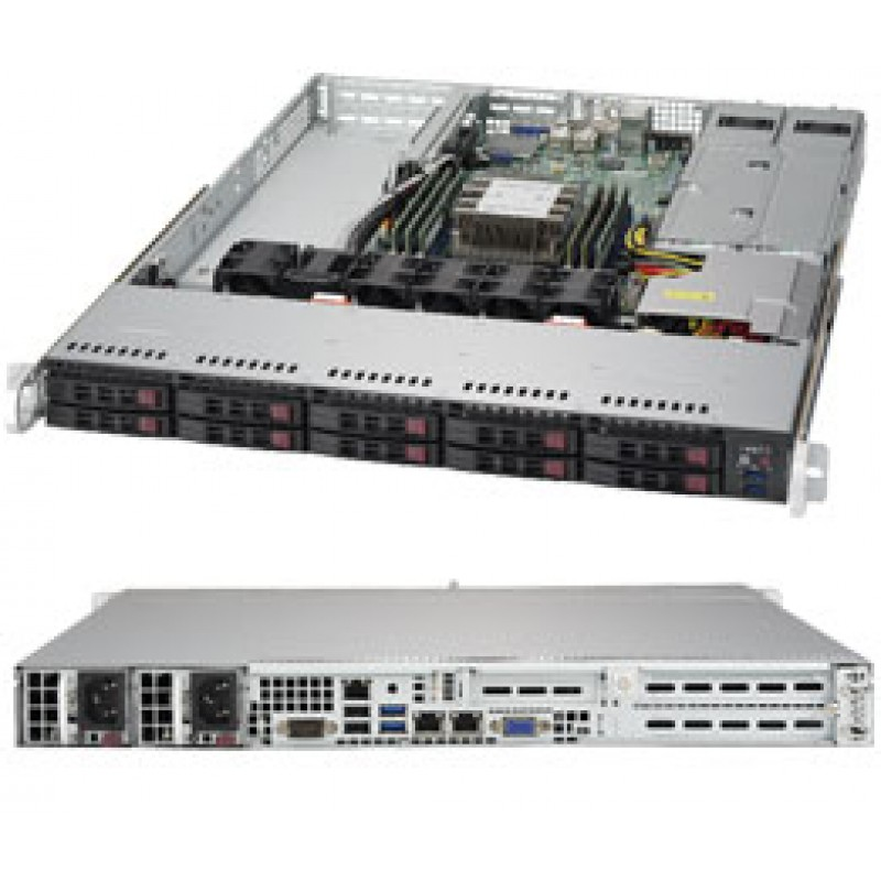 Supermicro SYS-1019P-WTR