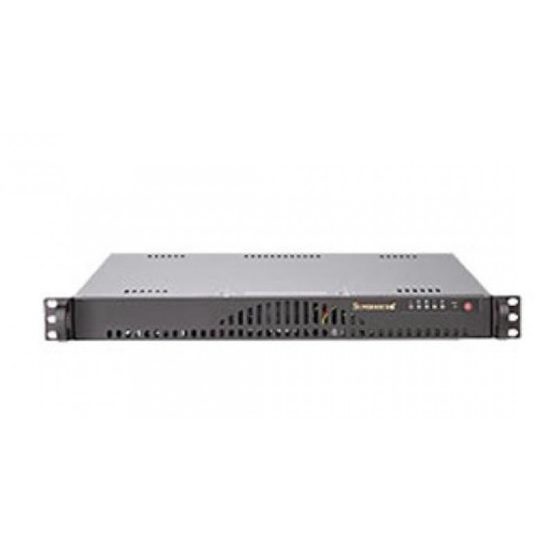 Supermicro CSE-512L-260CSE-512L-260B (No CDRom,FDD, & Rails)