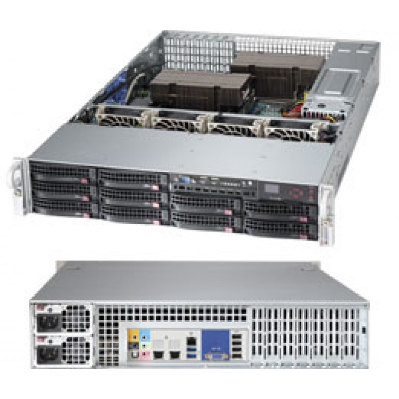 Supermicro SYS-6027AX-TRF-HFT1