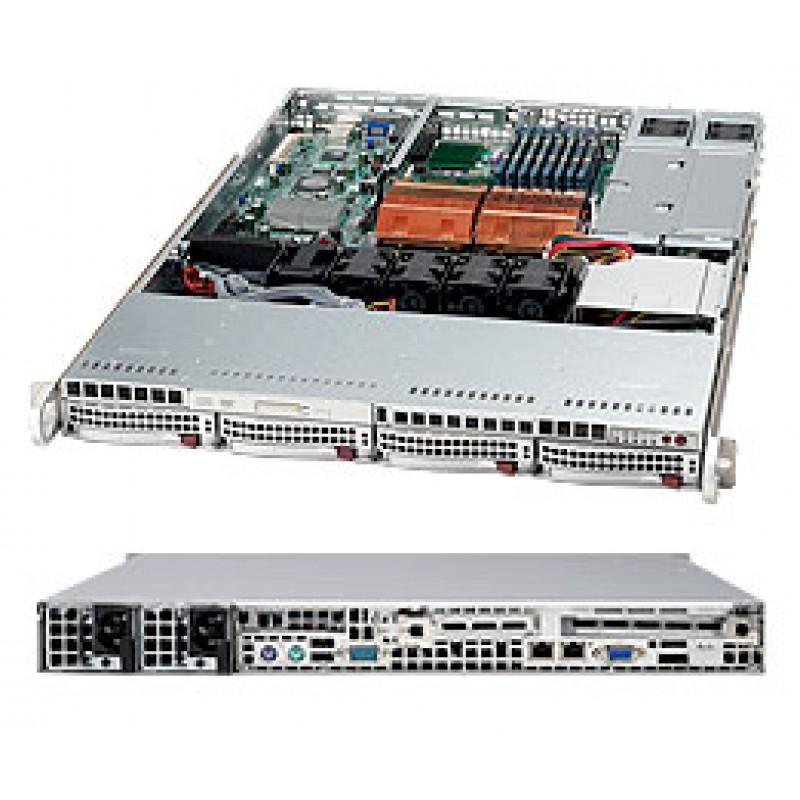 Supermicro CSE-815TQ-R650V /CSE-815TQ-R650B
