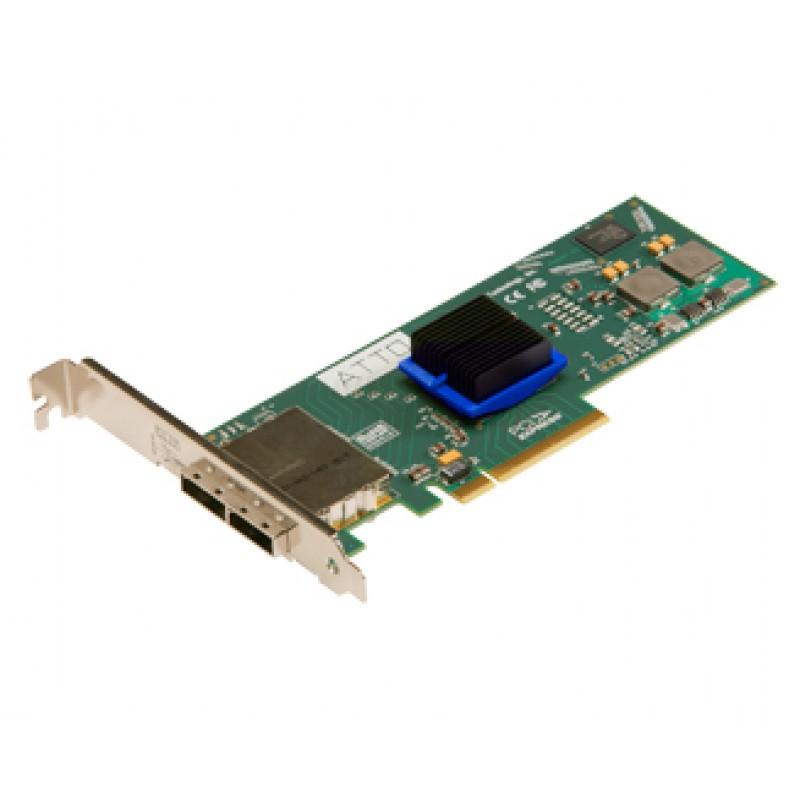 ATTO ExpressSAS H680-000 Dual Port SAS 6Gb