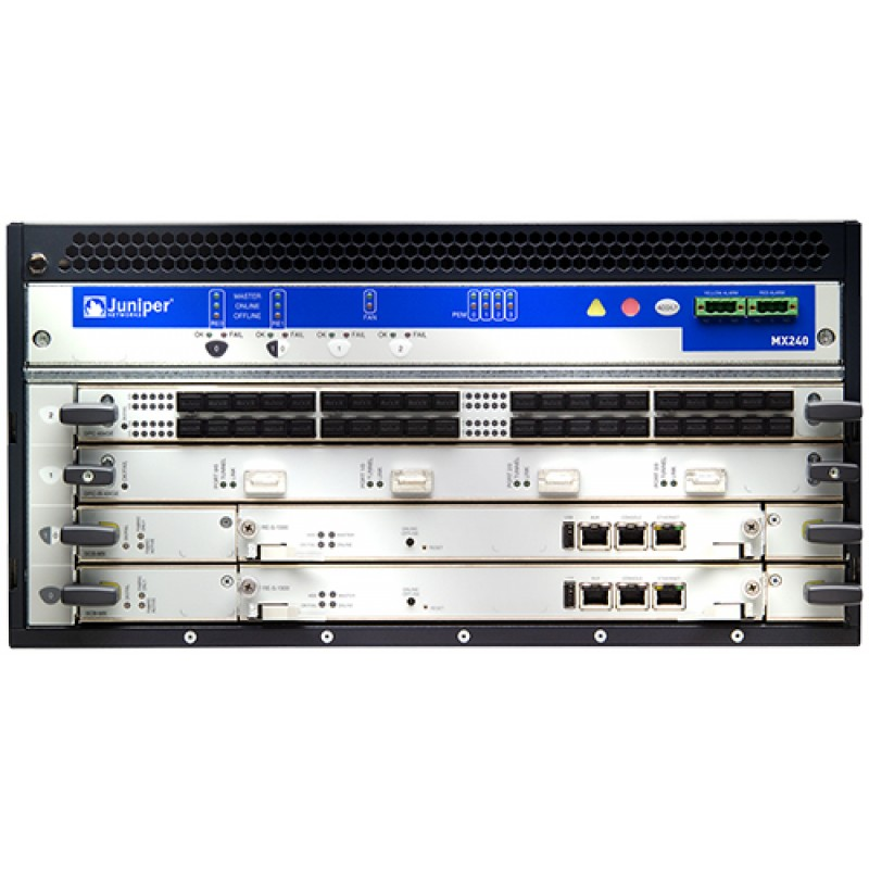 Juniper MX240 Edge Router