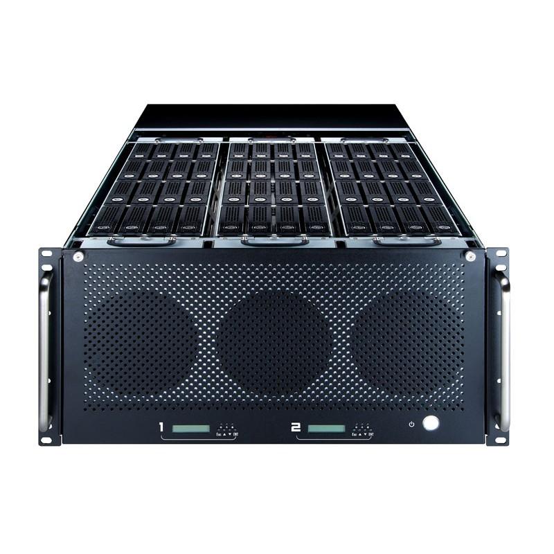 Netstor NS390S-8028-R 5U 48 bay 6G SAS Expander JBOD Enclosure