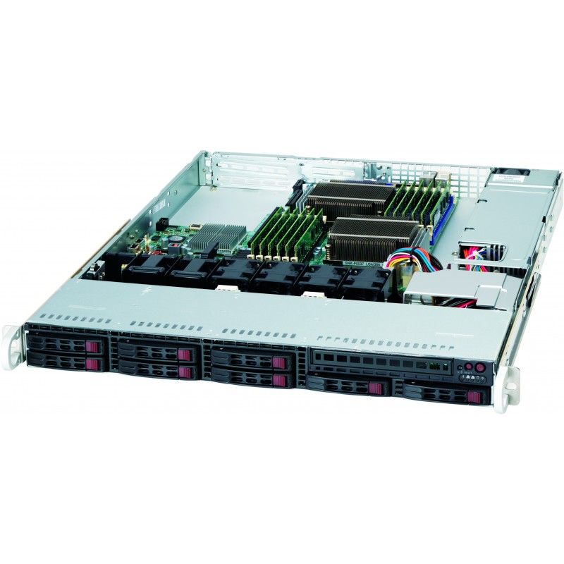 Supermicro SYS-1026T-UF