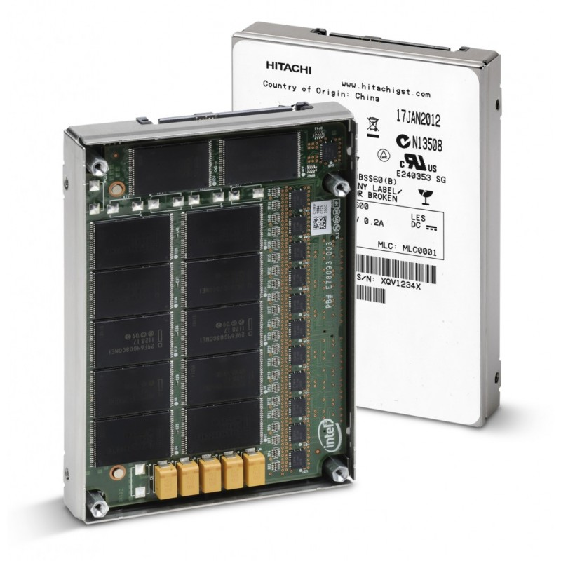 HGST ULTRASTAR SSD400S 200GB SAS SLC