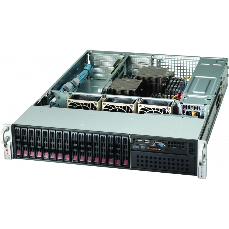 Supermicro supermicro-SYS-1027R-WRFT+