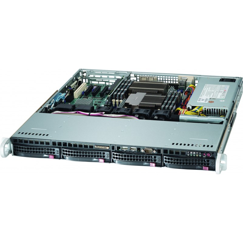 Supermicro supermicro-SYS-6017B-MTLF